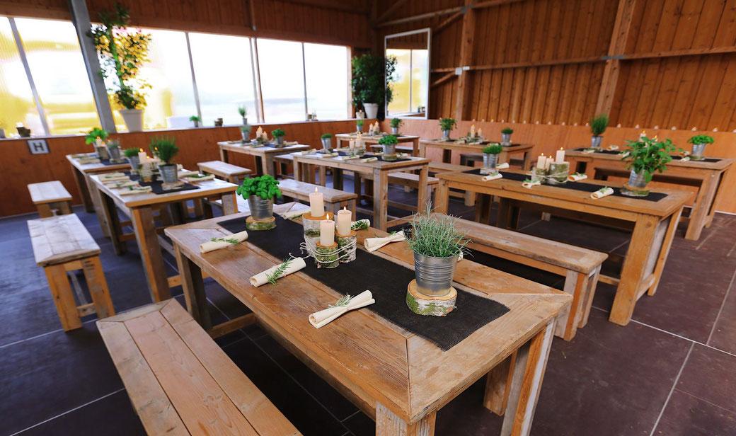 Reiterhof Hochzeit Rustikal in Rodgau