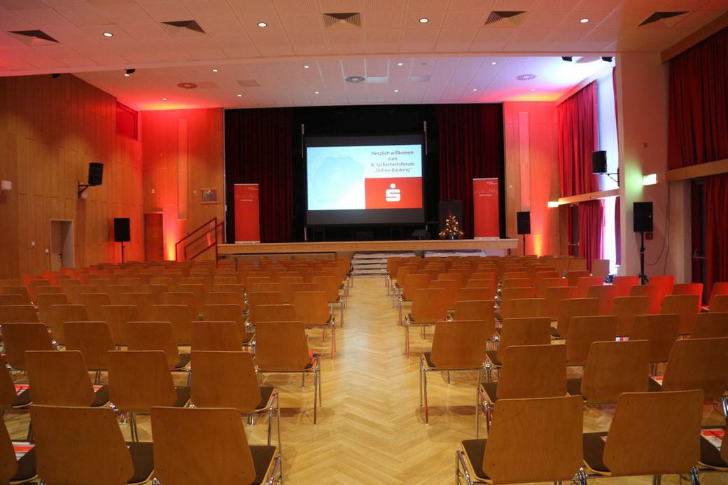 Sicherheitsforum Kunden-Event Sparkasse Rodgau