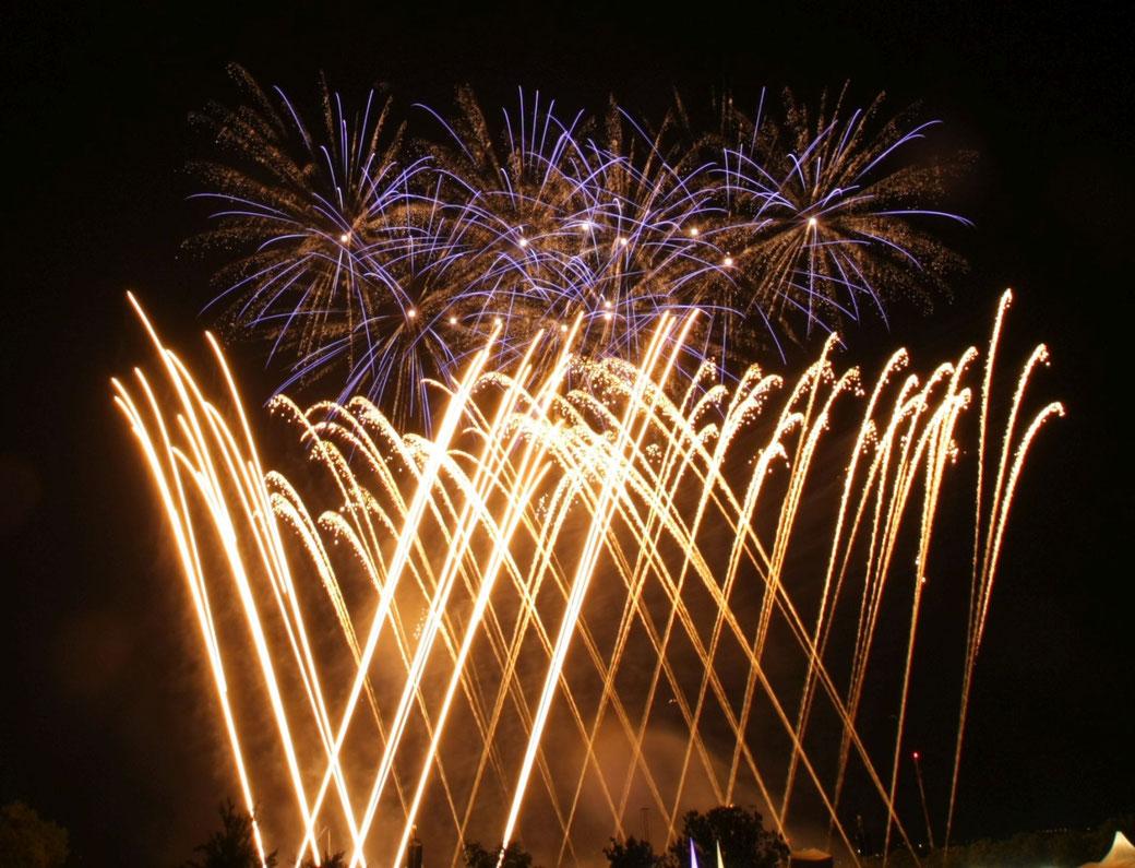Feuerwerk Hochzeit Rodgau