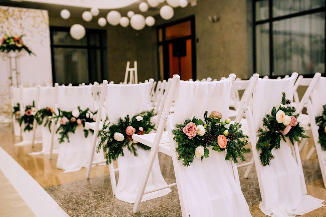 Hochzeit Floristik Rodgau