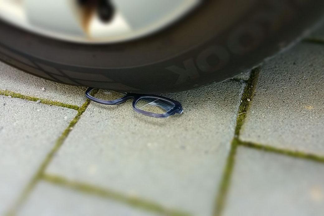 Der Bennerschutz³ - Ihr Brillenschutzpaket gegen Bruch, Verlust und Diebstahl