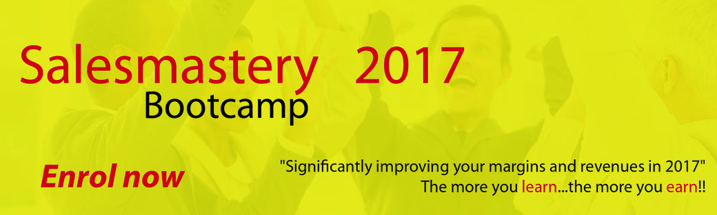 Salesmastery Bootcamp Banner