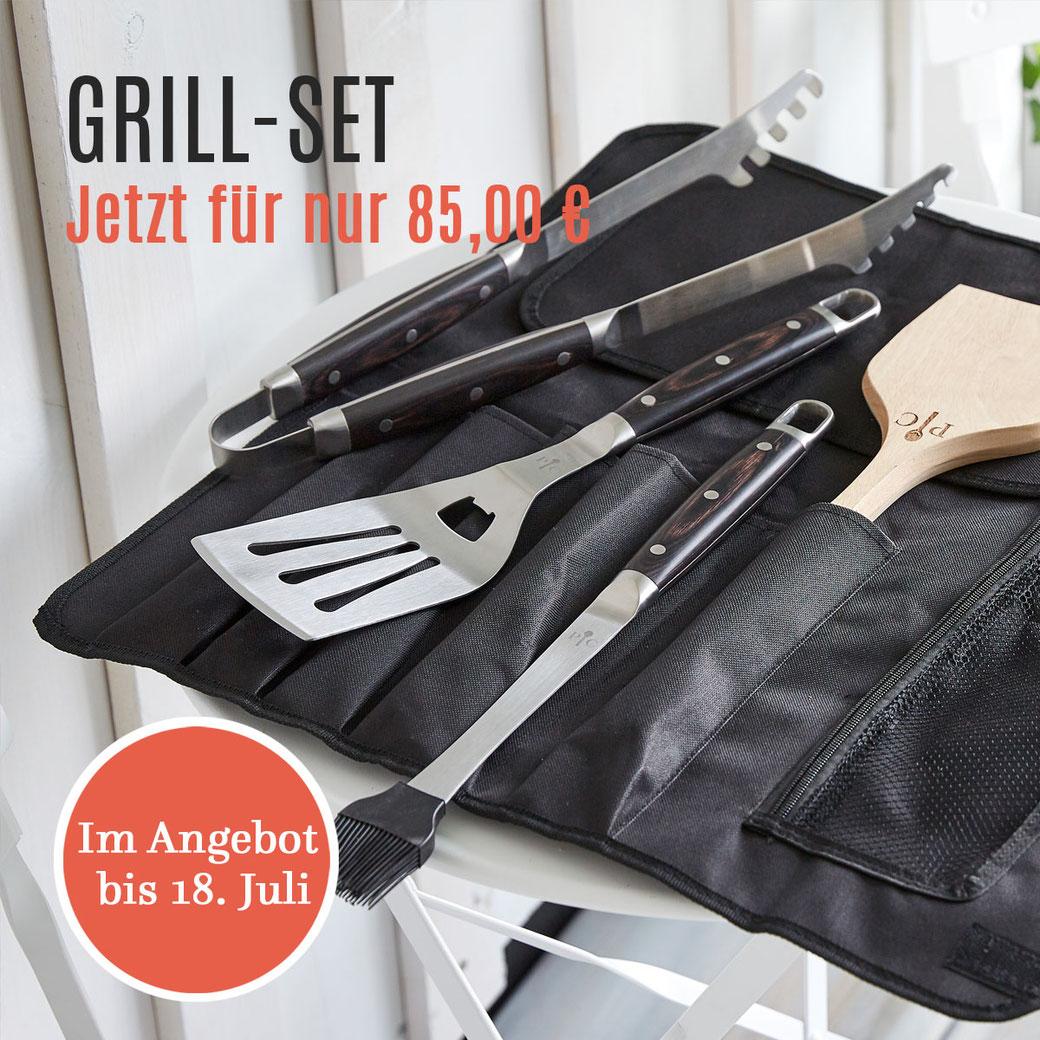 Grillset Angebot von Pampered Chef - zeitlich begrenztes Angebot