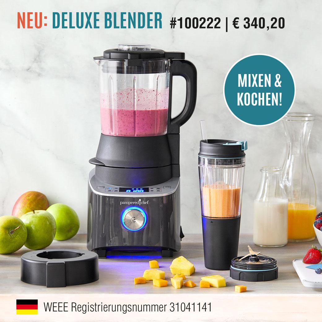 DeLuxe Blender von Pampered Chef®