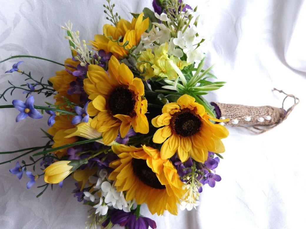 Matrimonio Fiori Girasole : Allestimenti floreali matrimonio a tema lada fiori lada fiori