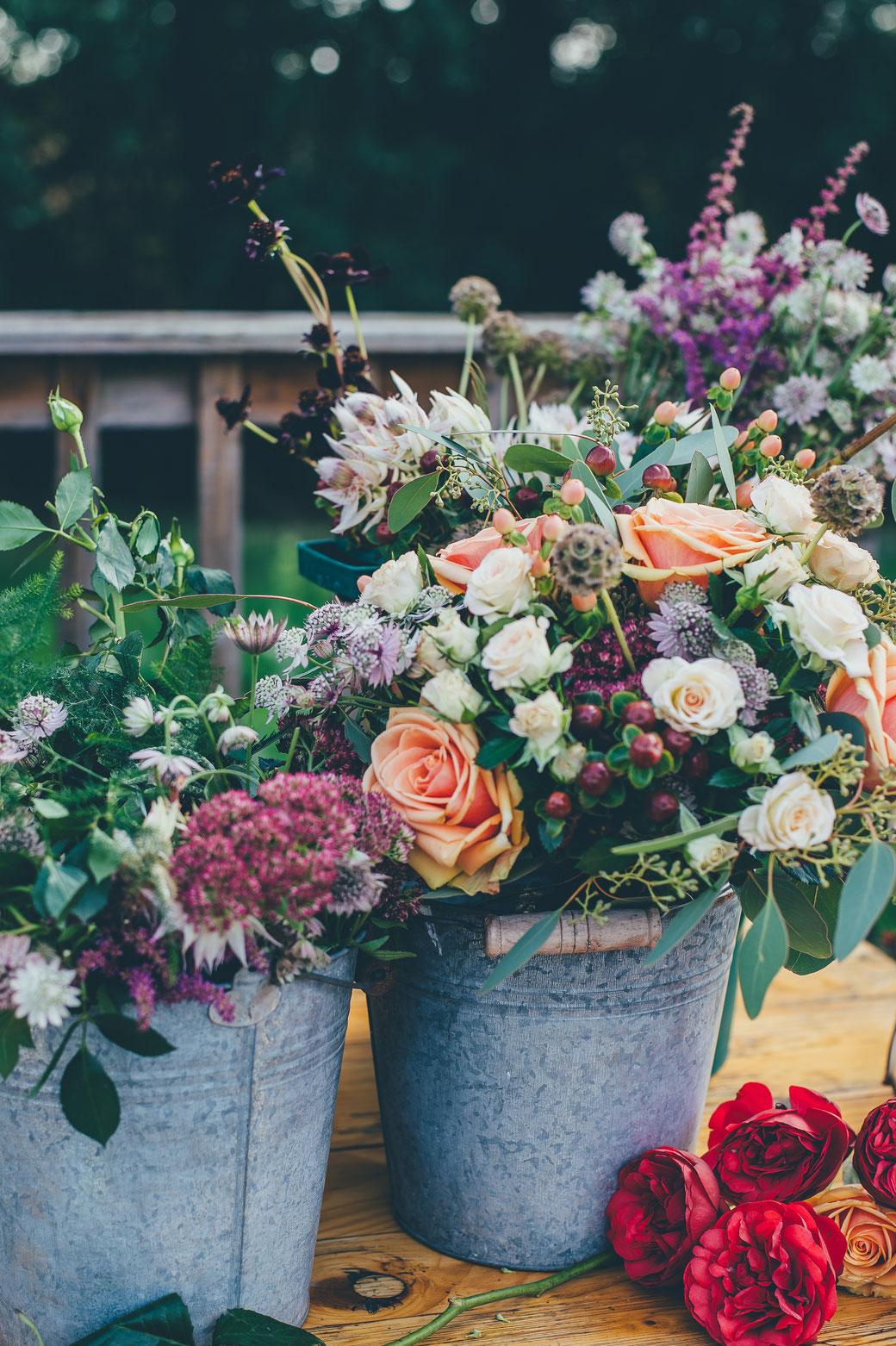 Les Coins Heureux wedding planner Paris et France décoration florale