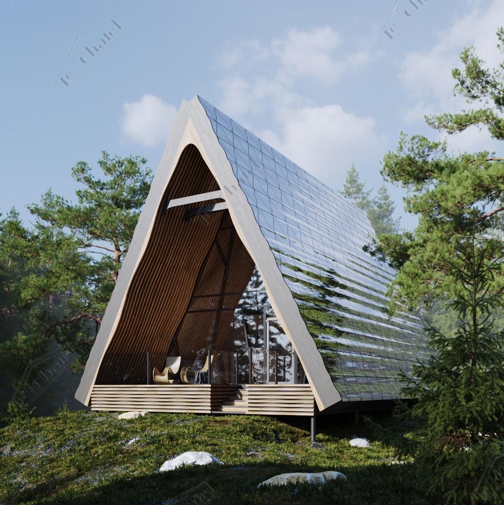 Le chalet, Aframe, Aframecabin, aframehouse, woodcabin, cabin, cabincrew, house, tinyhouse, treehouse, аобразный дом, шалаш, домшалаш, а-фрейм, ле шале, космос 3.0,