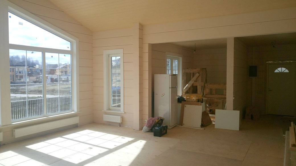 le chalet 150 кв м, ле шале, одноэтажное шале