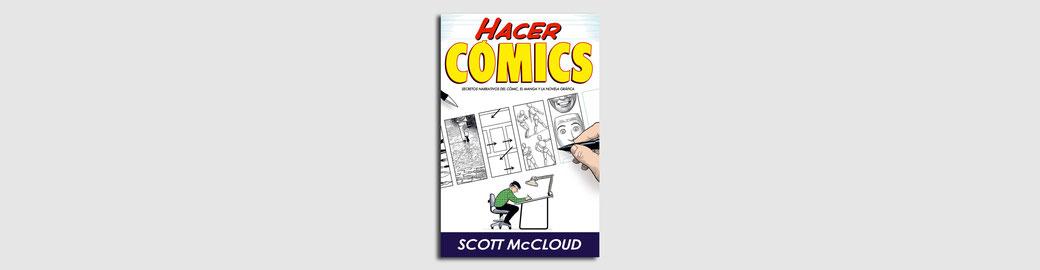 Imagen del libro Hacer cómic