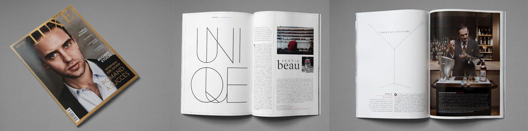 Foto Bilan Luxe Magazine