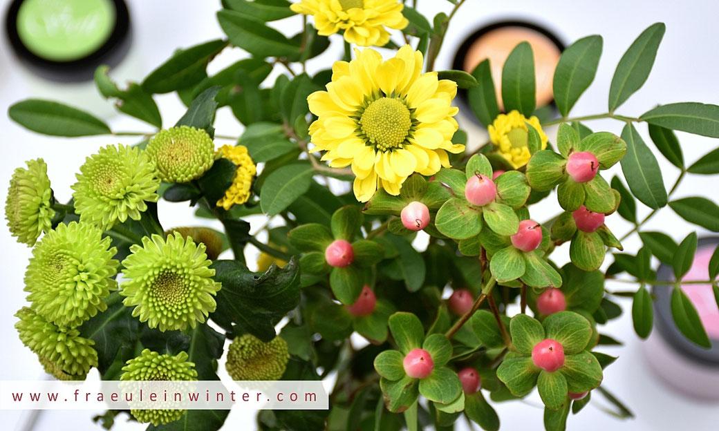 DIY Körperbutter und Frühlingsblumen   Fräulein Winter