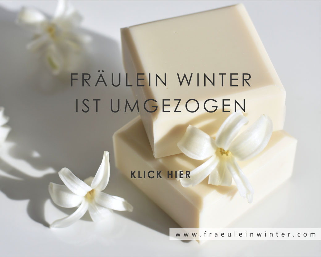 Fraeulein Winter - Seife