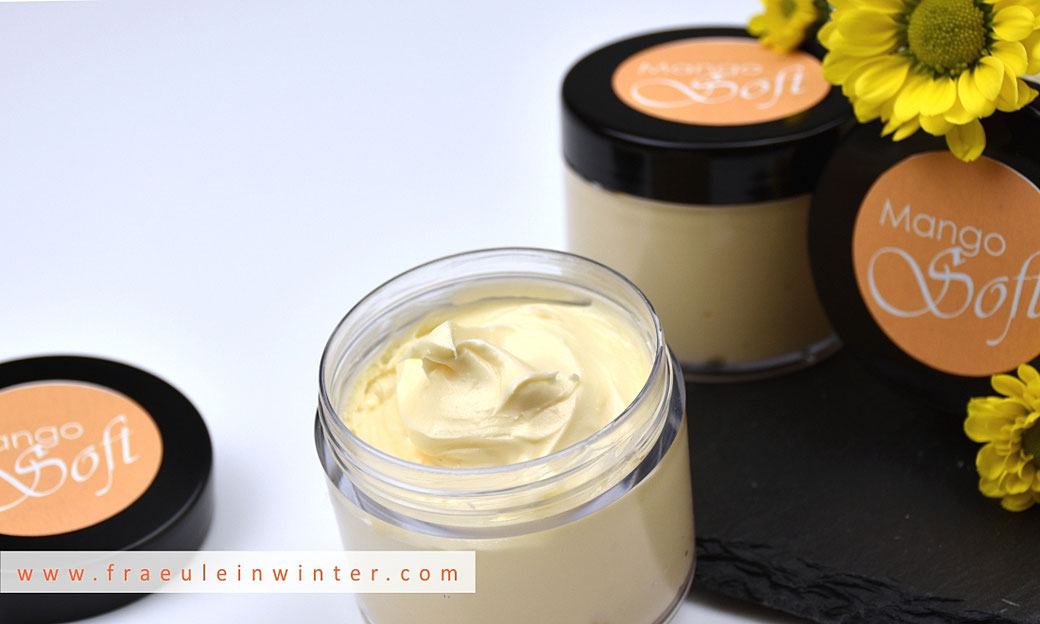 Whipped Mango Butter - DIY Körperbutter | Fräulein Winter