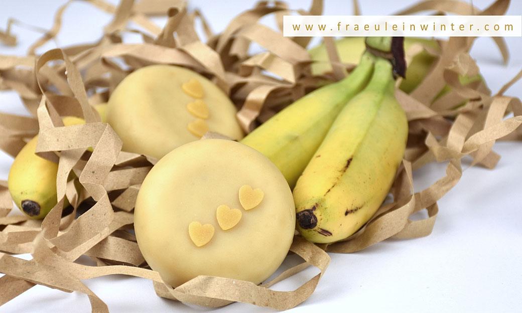 Bananenseife - Banana Soap | Fräulein Winter