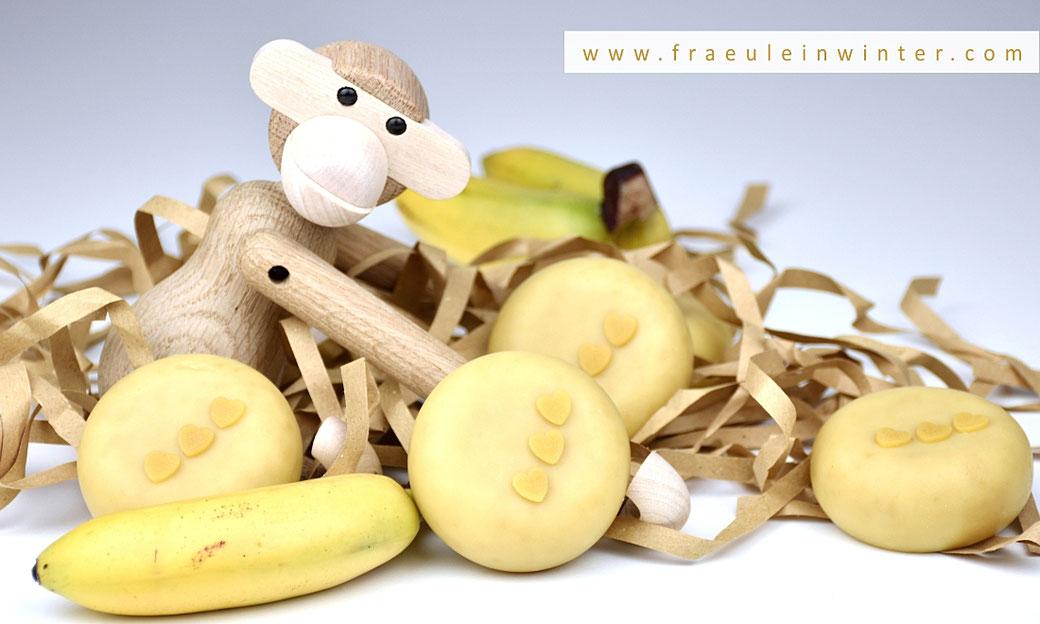 Bananenseife | Fräulein Winter