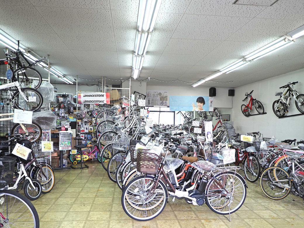 自転車販売(新車・中古車)
