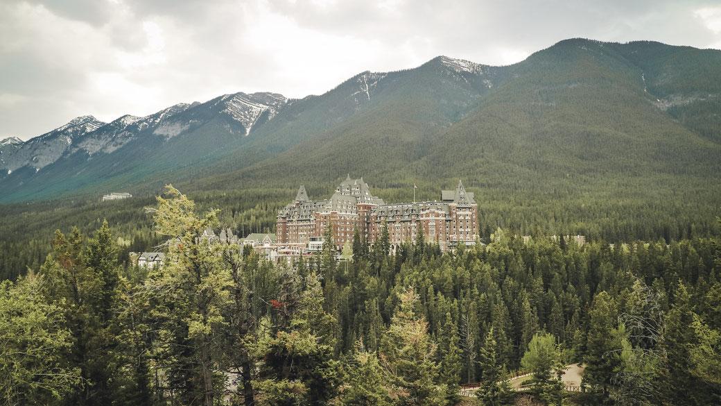 Banff Springs Hotel, Kanada