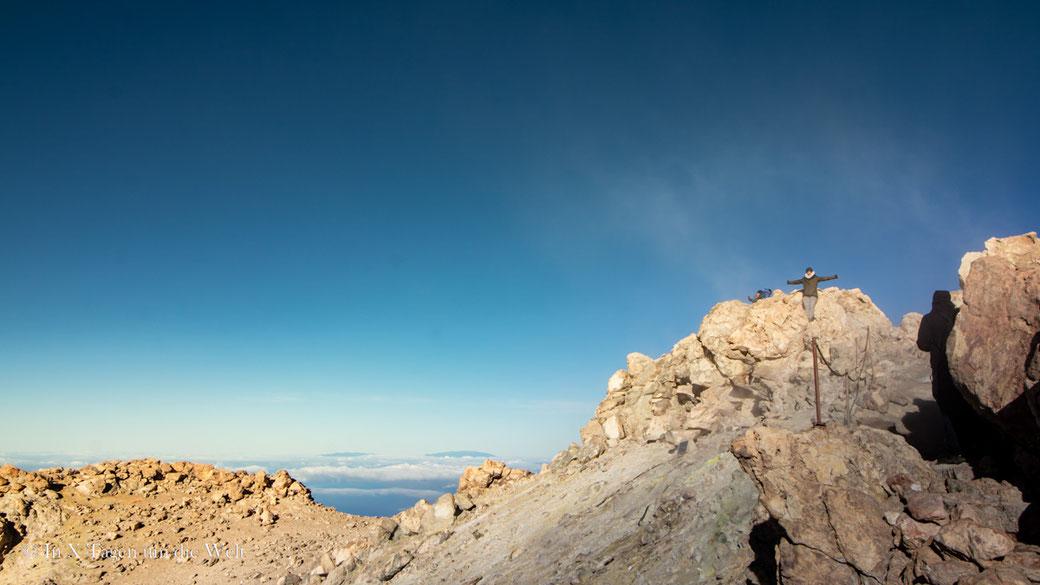 höchster Berg Spanien