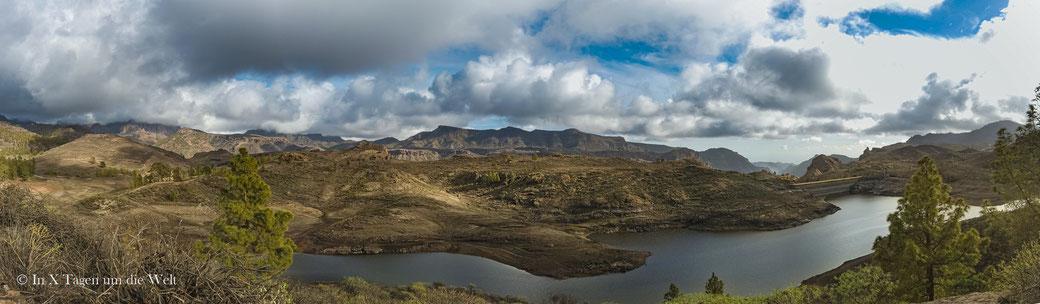 Gran Canaria Sehenswürdigkeiten Stausee