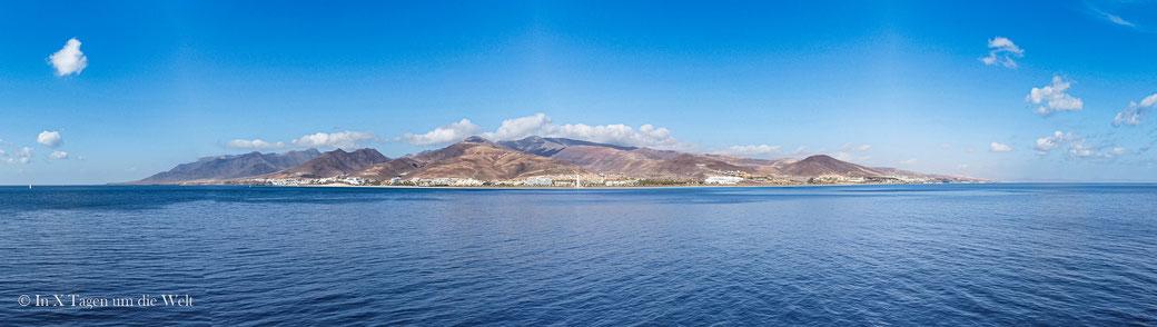 Fuerteventura Sehenswürdigkeiten Meer