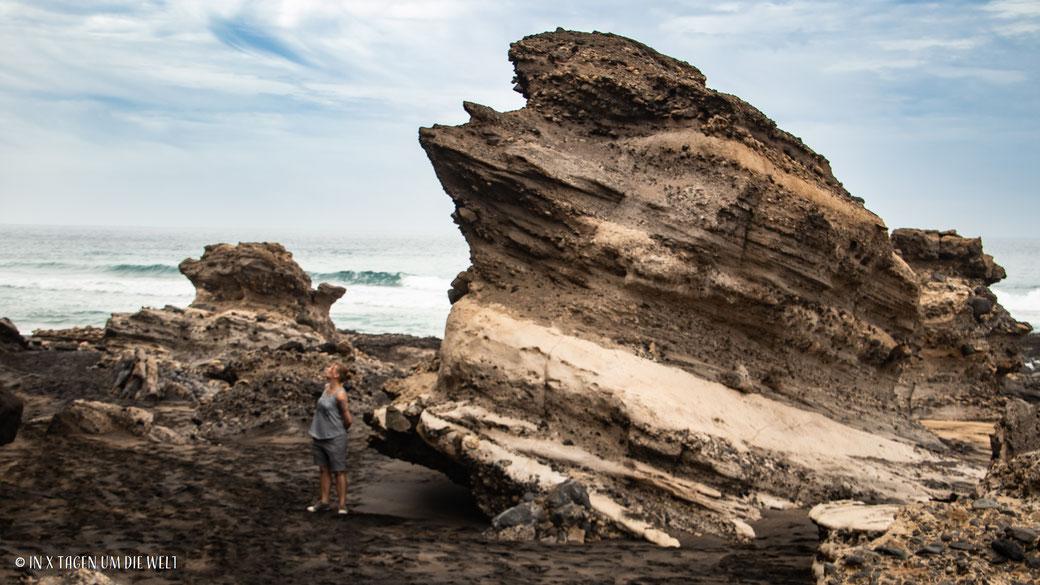 Playa la Solapa fuerteventura