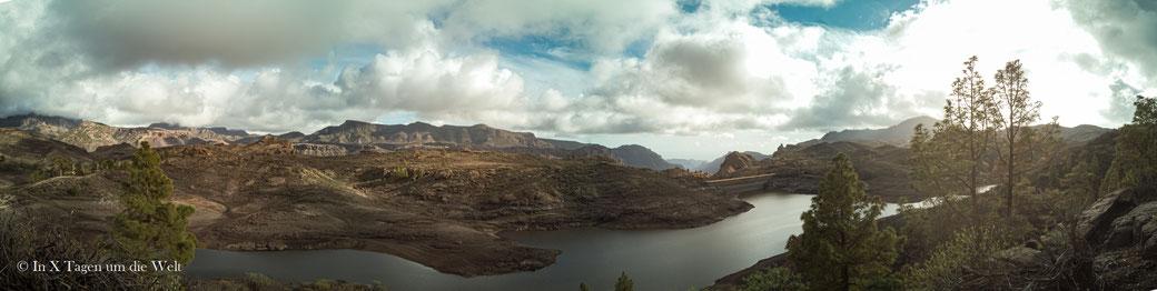 Gran Canaria Presa de las Ninas