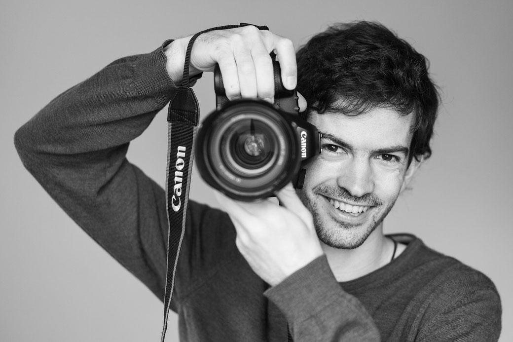 Paul Camill Meuth, Fotograf in Freiburg im Breisgau