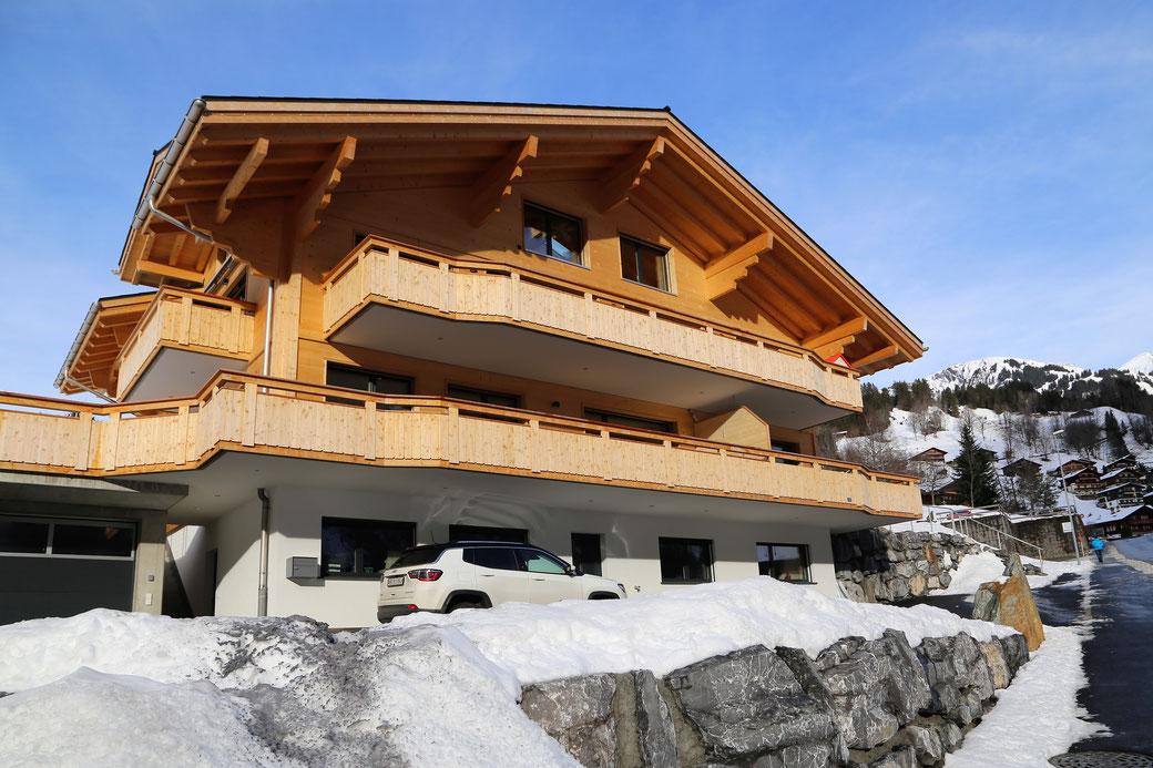 Ferien-Chalet Mila, Grindelwald, Schweiz