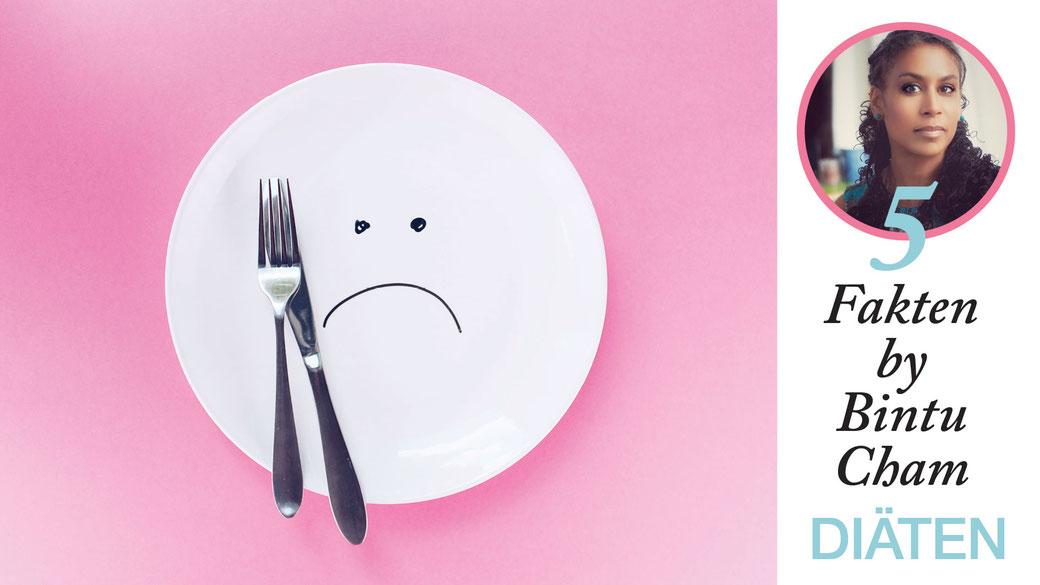 5 Fakten zum Thema Fasten von Ernährungsexpertin Bintu Cham