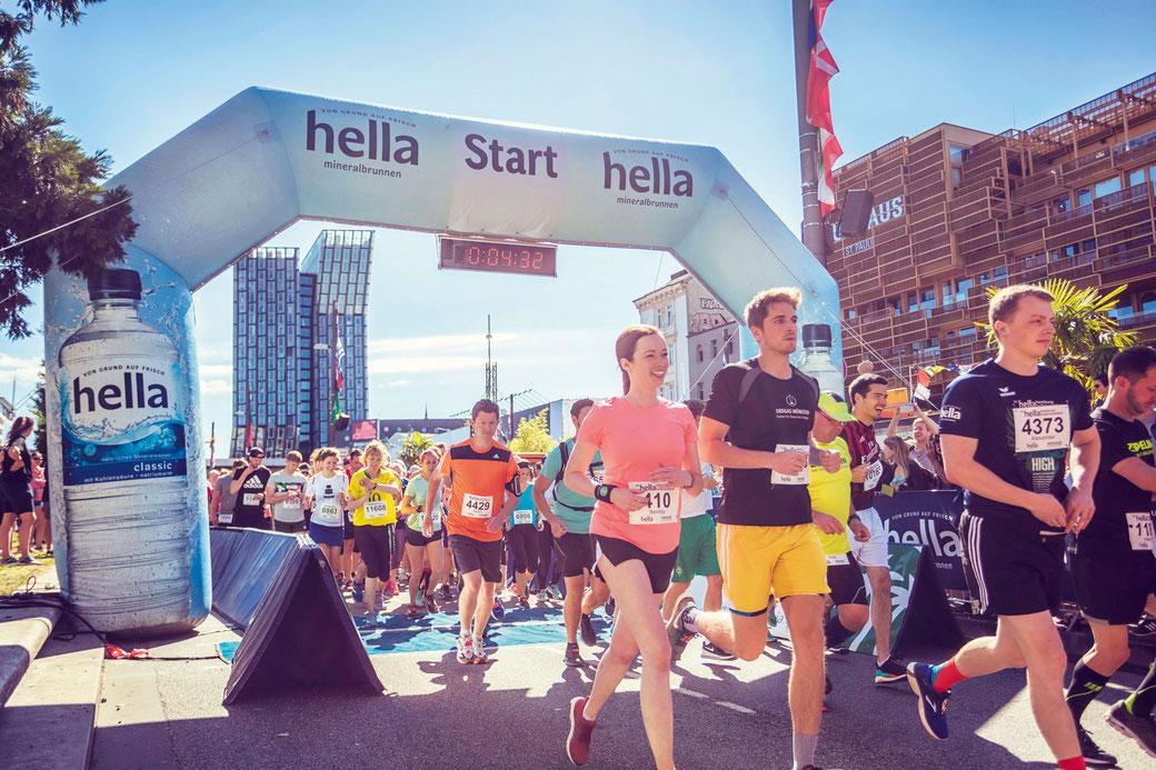 Gewinnt Startplätze für den 26. hella hamburg halbmarathon 2020