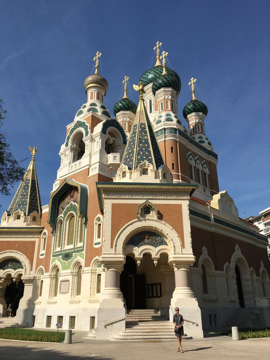 Russisch-Orthodoxe Kathedrale von St. Nicolas