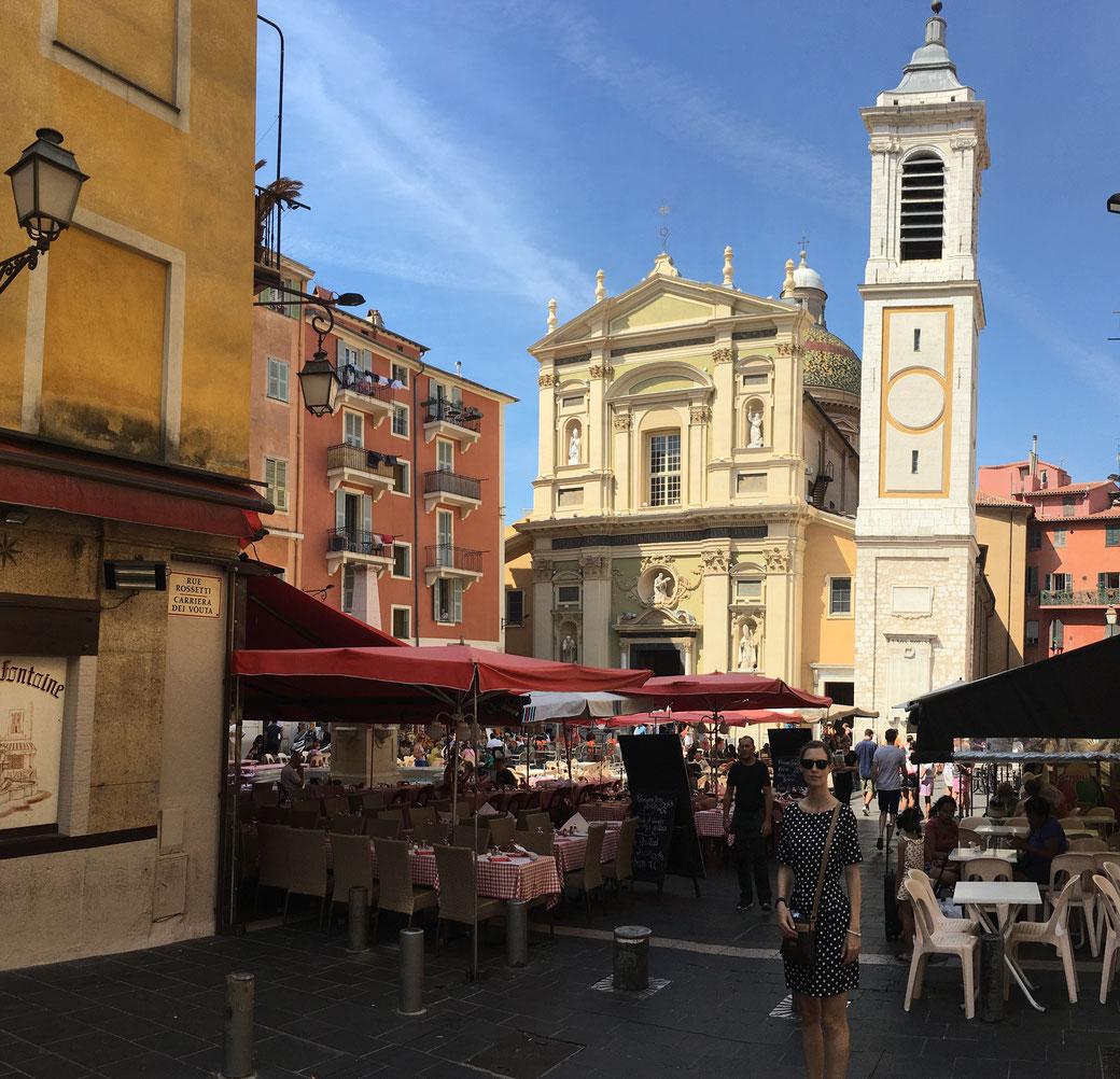 Kathedrale von Nizza