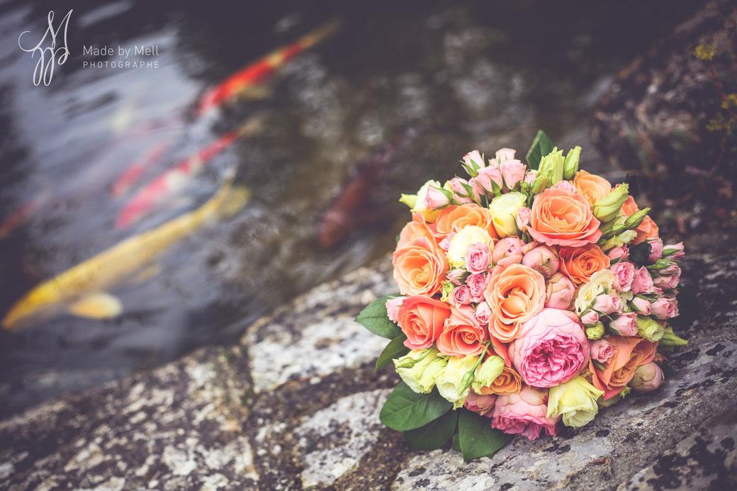 Photos des préparatifs de mariage - photographe mariage Albi Castres