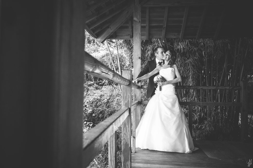Photographe de mariage Albi et Castres - photos de couple