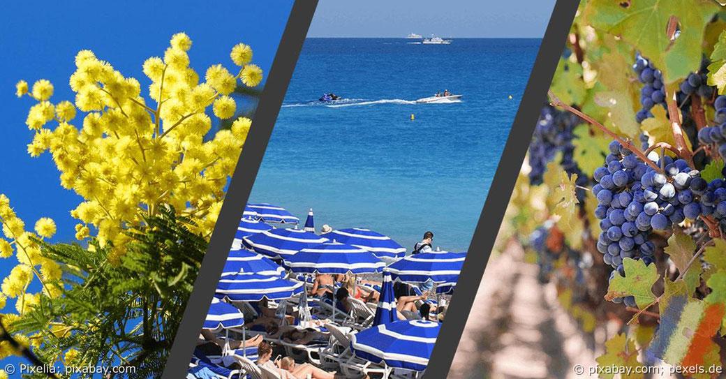 Côte d'Azur Beste Reisezeit