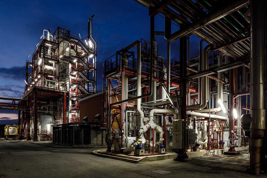 Fotografo Industriale, fotografia Industriale