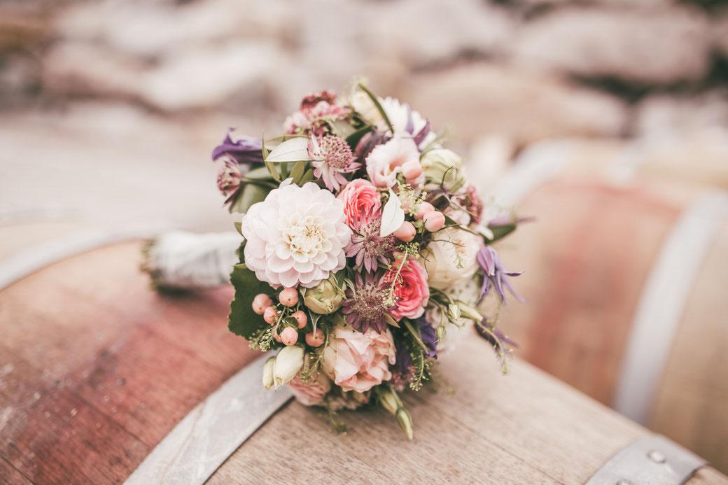 Brautstrauß Hochzeit Blumen