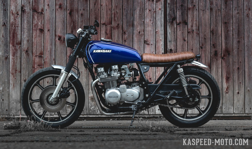 A Doctors Custom Kawasaki Z 650