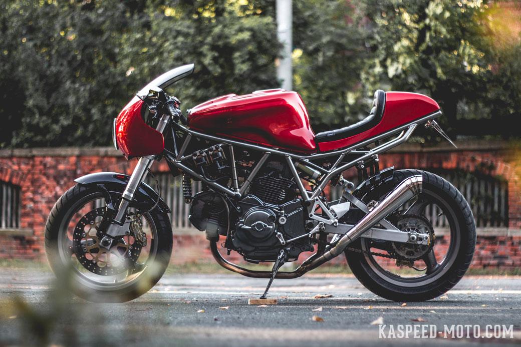 Kawasaki Z650 Brat custom cafe racer motorcycle motorrad bike