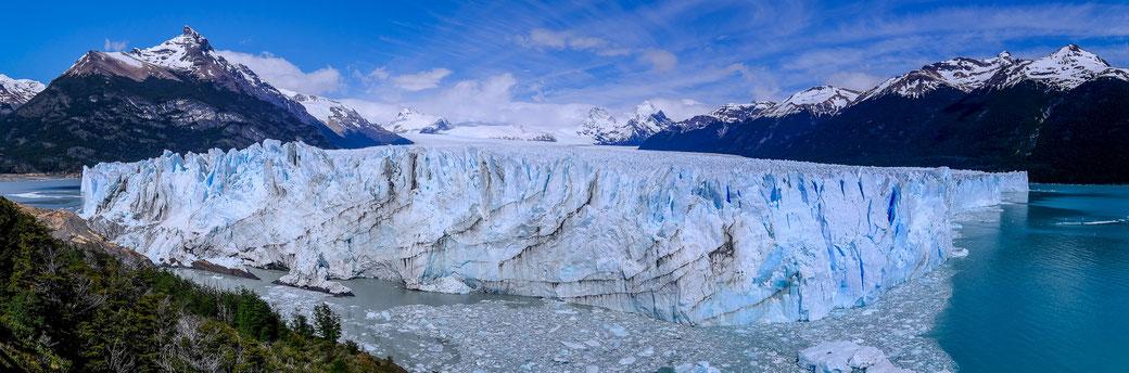 Glaciar Gletscher Perito Moreno 2019 Dezember