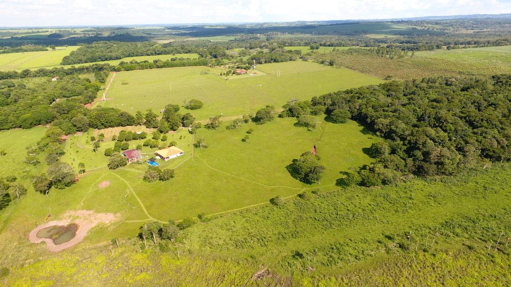 Grundstück in Paraguay
