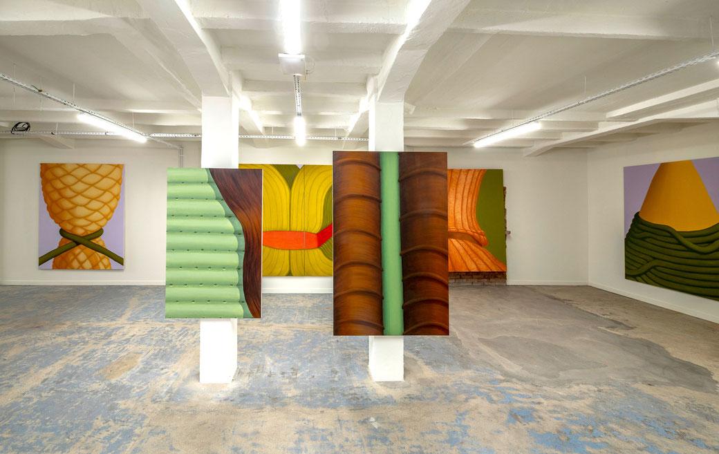 """Pia Krajewski, """"Lost and Found in Paradis"""", 2019, ARTUNER Paris"""