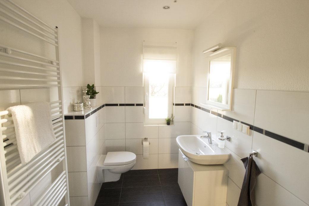 Badezimmer - Rudler Apartments