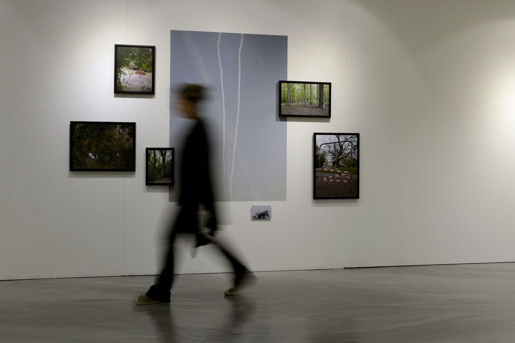 Ausstellungsansicht Kunstraum hase29, 2020