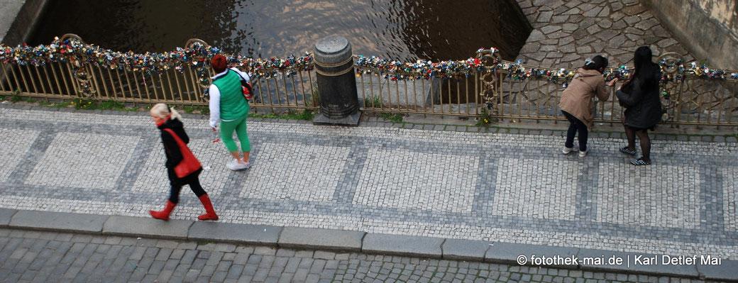 Sichere Verbindungen? Foto: Prag 2014