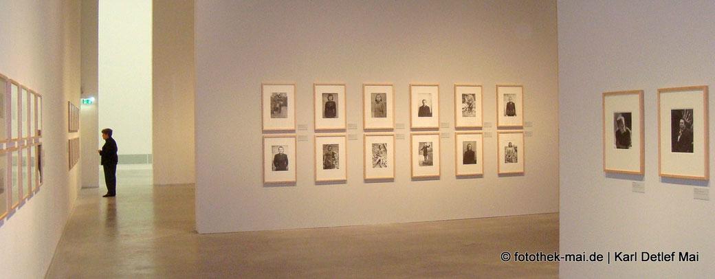 """Berlinische Galerie 2012/2013 - Ausstellung """"Geschlossene Gesellschaft - Künstlerische Fotografie in der DDR 1949 - 1989"""" (Prolog)"""