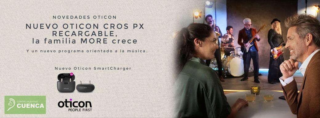 Oticon completa su gama de audífonos Oticon More. Centro Auditivo Cuenca.