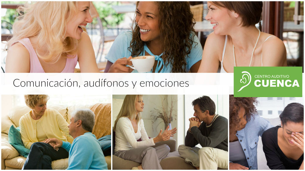 Comunciación, emociones y audífonos. ¿Es capaz el usuario de audífonos de interpretar las emociones implicitas en el lenguaje hablado?