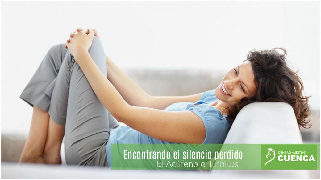 Con una adecuada valoración y un consecuente abordaje terapéutico de todos los factores que influyen el el acúfeno y en la calidad de vida, se pude conseguir la desaparición de la molestia.  Evidencia científica de Terapias Cognitivo Conductuales.