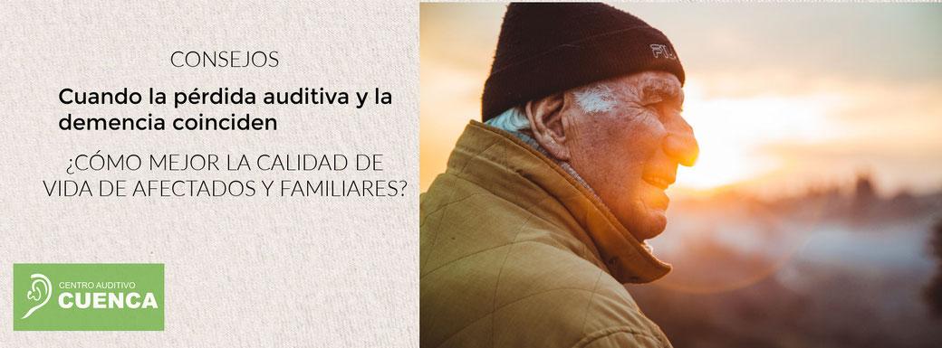 Cinco formas de mejorar la calidad de vida de un ser querido y de toda su familia cuando la pérdida auditiva y la demencia coinciden.